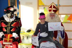2019 Groep 6 Sinterklaas